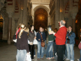 Jose Julio, tour guide, Mezquita de Cordoba