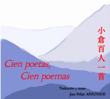 E-Book Cover Hyakunin Isshu. Cien poetas, cien poemas