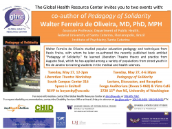 Global Health Resource Center
