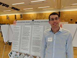 Jaffee Presents at Center for Teaching and Learning Symposium