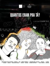"""Poster for """"Quantos Eram Pra Tá?"""""""