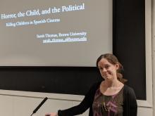 Dr. Sarah Thomas, Brown University