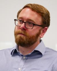 Portrait of Casey Colvin