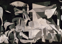 """""""Guernica"""" by Pablo Picasso"""
