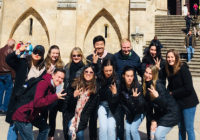 Leon Spring 2019 Study Abroad Group