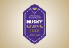 Husky Giving Day is April 2nd