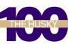 Husky 100 Logo