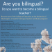 UW bilingual teacher certificate program