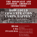 Feb 18 Flyer- How Could Concentration Camps Happen?