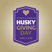 Husky Giving Day is April 4th